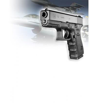 Pistola Glock 19 Cal. 9p 15 t.