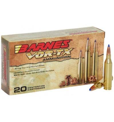 Munición metálica BARNES - VOR-TX TTSX - 300 Win. Mag. - 150 grains