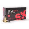 SK Rifle Match 22 L.R.