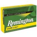 Munición metálica REMINGTON CORE-LOKT - 30-06 - 220 grains