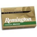 Munición metálica REMINGTON PREMIER MATCH - 300 AAC Blk - 125 grains