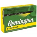 Munición metálica REMINGTON CORE-LOKT - 243 Win. - 100 grains