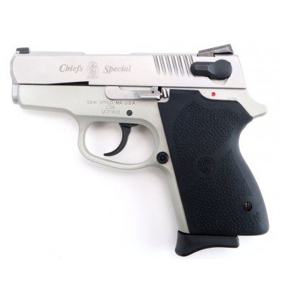 Pistola SMITH and WESSON CS9