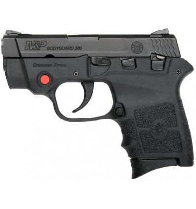 Pistola SMITH & WESSON M&P BODYGUARD 380 con láser